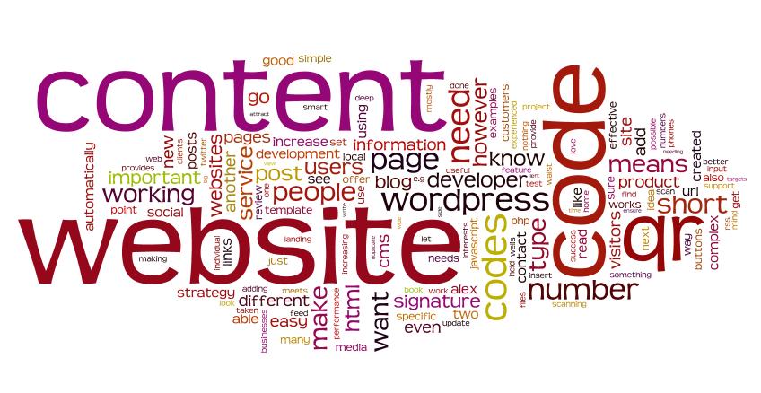 محتوای وب سایت و تاثیر آن بر افزایش بازدید