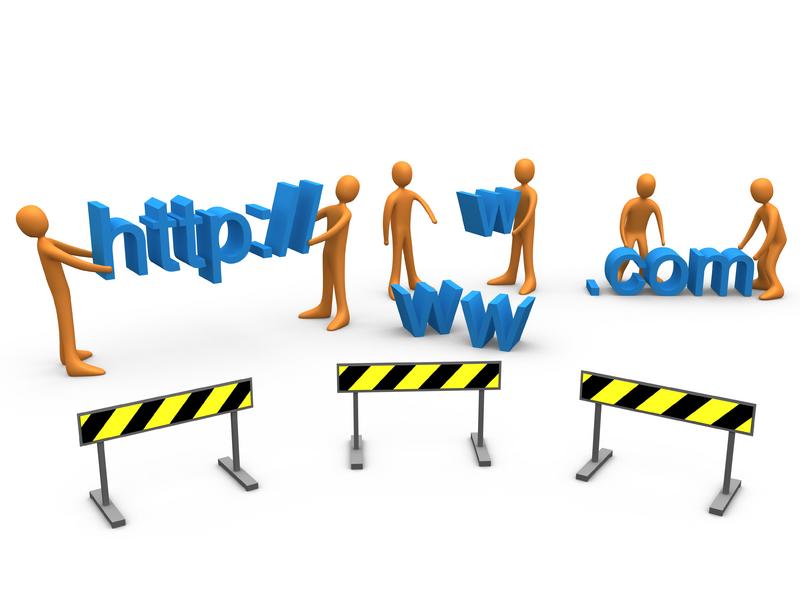 اشتباهات رایج در ساخت وب سایت