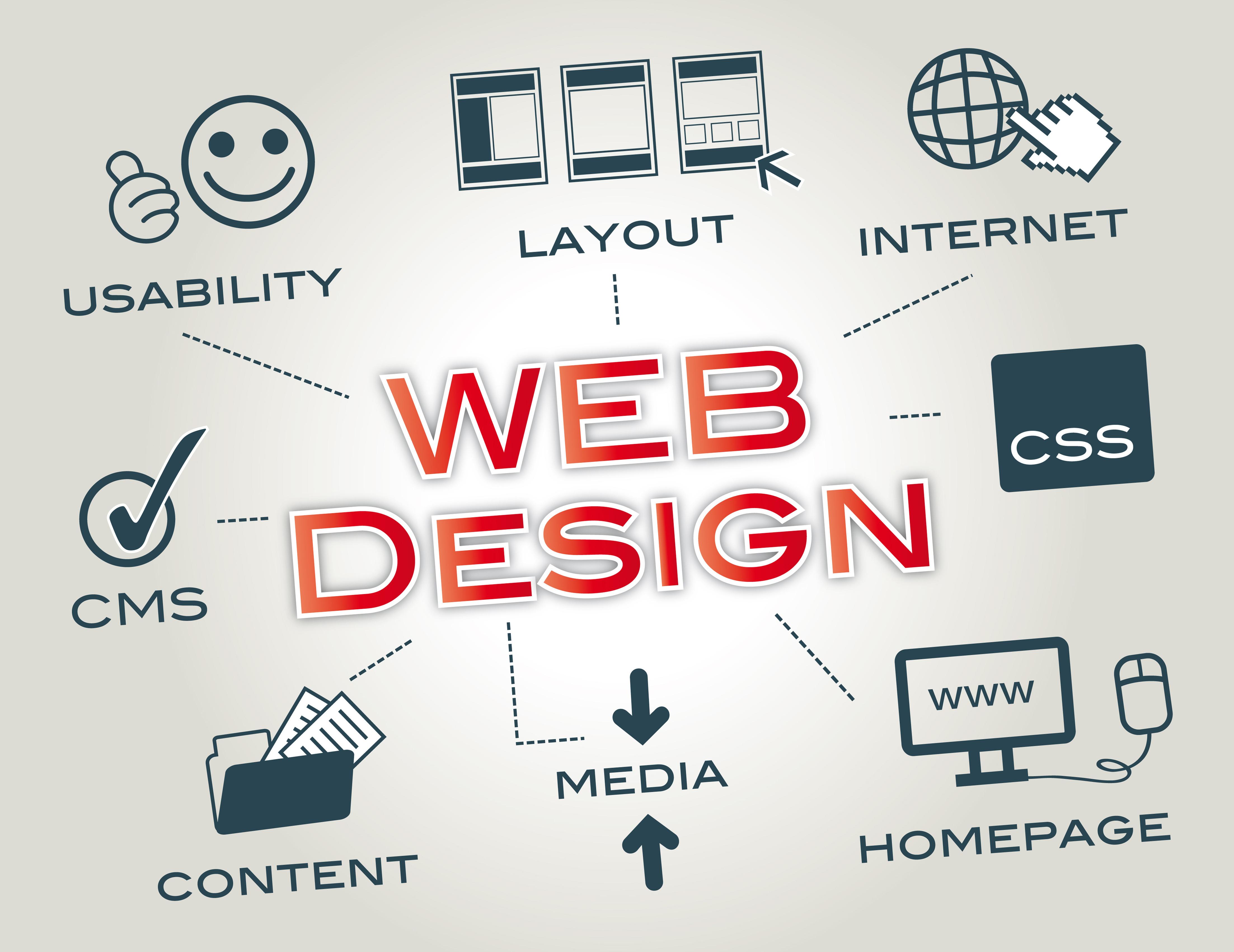 مراحل طراحی وبسایت