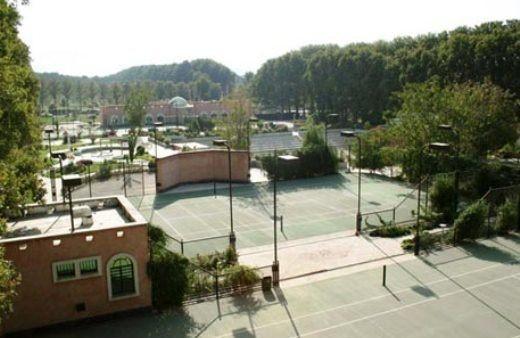 مجموعه پارک تنیس کرج
