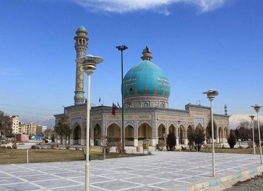 امامزاده طاهر مهرشهر کرج
