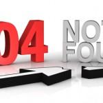 خطای ۴۰۴ در وردپرس چیست