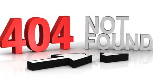 خطای 404