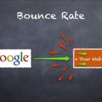 bounce rate وب سایت چیست
