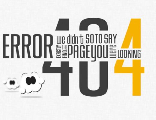 ریدایرکت کردن صفحات 404 در وردپرس