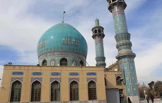 امامزاده محمد حصارک کرج