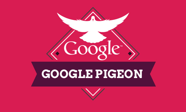 الگوریتم کبوتر گوگل چیست