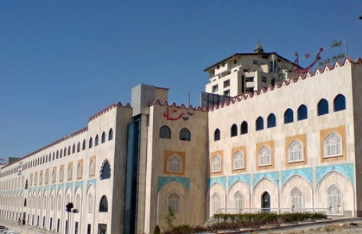 مرکز خرید مهستان در کرج
