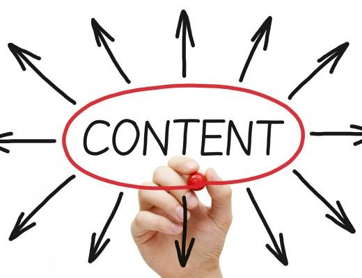 تولید محتوای با ارزش برای وب سایت
