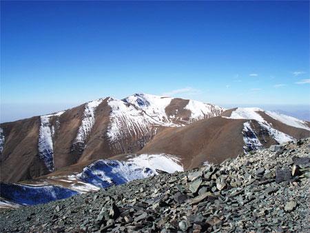 کوه کهار کرج