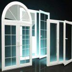 درب و پنجره دوجداره UPVC